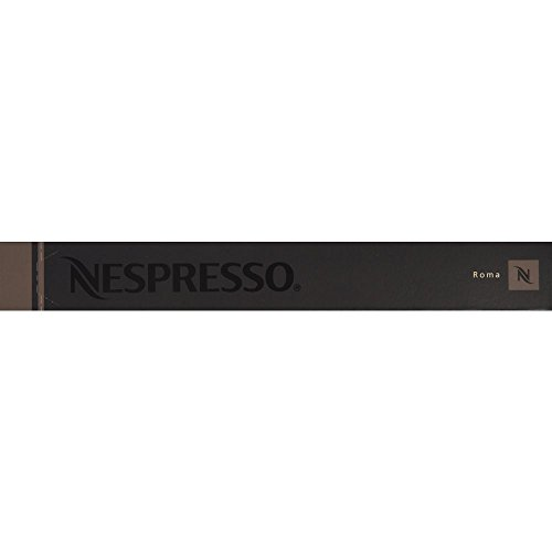 -[ 50 Nespresso ROMA Coffee Capsules  ]-