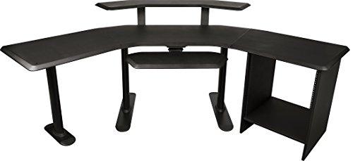 Studio Music Furniture (Ultimate Support Nucleus 3 - Studio Desk - Base model, 24