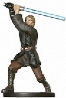 Star Wars Miniatures: Anakin Skywalker, Jedi Knight # 3 - Revenge of the Sith - Sith Star Wars Miniatures