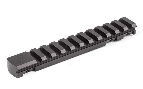Weigand Ruger 77/22 .22 Rimfire and .22 Magnum Scope Mount - Black ()
