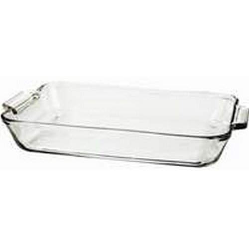 Shaped Baking Dish (Anchor Hocking 819380BL11 5 Qt Oven Basics Baking Dish)