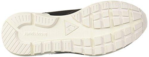 Sportif Le optical Chaussures Coq Noir Omicron Tech Modern White Black black CCxB0