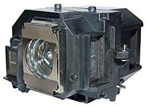Original Osram PVIP ELPLP54 Lamp /& Housing for Epson Projectors