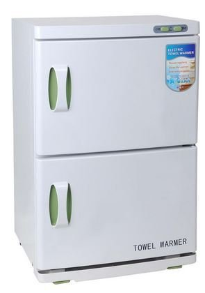 Double Hot Towel - CHIMAERA Double Compartment Towel Warmer / Heater and Sterilizer