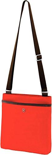 Victorinox Victoria Fabric 4 cms Red Messenger Bag  30382006