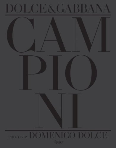 Price comparison product image Dolce & Gabbana Campioni