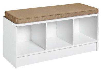 ClosetMaid Cubeicals 3 Cube Storage Bench