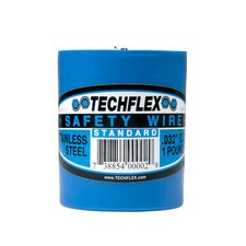 Safety Wire 304 Stainless Steel 0.025 1 Lb Can 600 Foot 1 Min