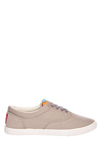 Bucketfeet Baleine Canvas Lace-up Wns 8