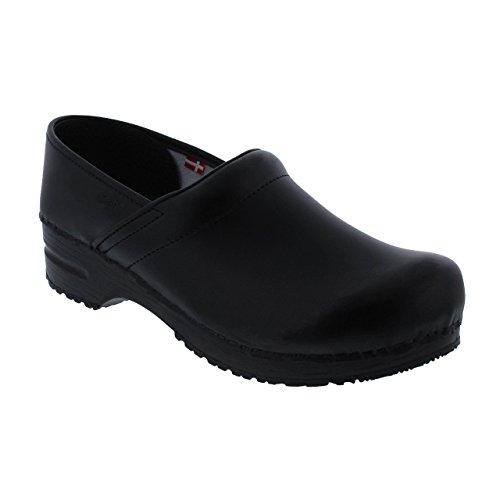 - Sanita PU Black in PU Leather
