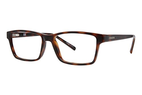 Price comparison product image Converse Q037 Mens Eyeglass Frames - Tortoise