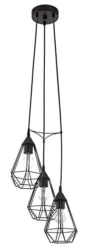 Eglo Lighting 94191A Three Light Pendant