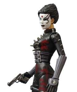 Kabuki Scarab Action Figure - Mack 10 Gun