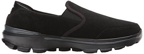 Skechers Go Walk 3 task, Sneakers Basses Homme, Noir (bbk), US 11|UK 10|EU 45