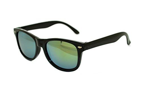 De ® wf13 Lunettes Uv400 Mirror Black Wayfarer Shop Soleil Classique Asvp Yv4wOqEY