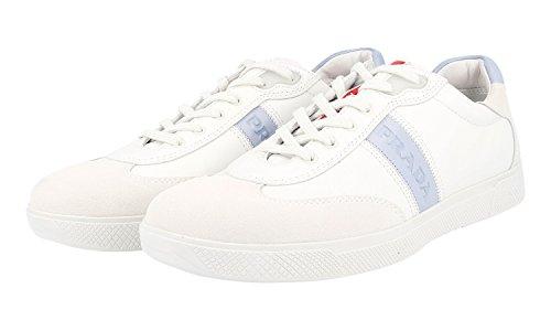 Sneaker In Pelle 3e3648 Da Donna Di Prada