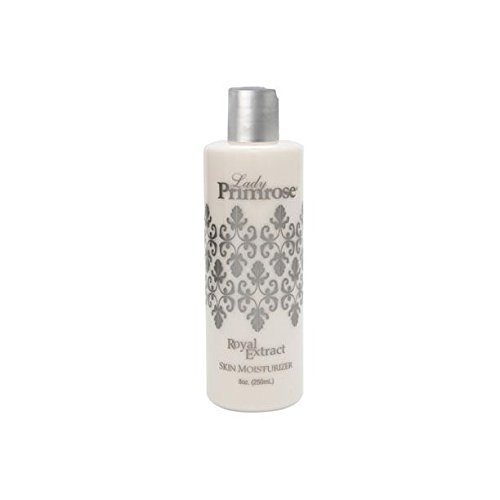 Lady Primrose Royal Extract Skin Moisturizer 8 oz, Package May - Extract Pump Skin Refill Moisturizer