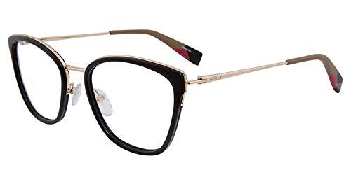 Eyeglasses Furla VFU 253 Black 0700