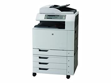 Amazon.com: HP Color LaserJet CM6040 °F MFP – Impresora ...
