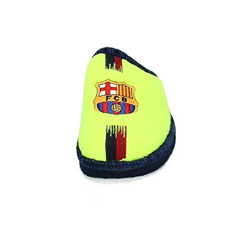 Club Barcelona F 50 Hombre 918 Casa Zapatillas 41 Amarillo Andinas Fluor nxTBgq