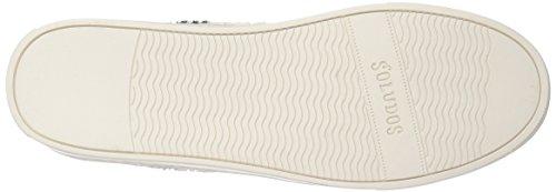Soludos Donna Slip On Sneaker Nero Naturale