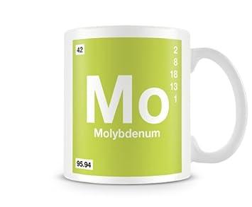 Periodic table of elements 42 mo molybdenum symbol mug amazon periodic table of elements 42 mo molybdenum symbol mug urtaz Choice Image