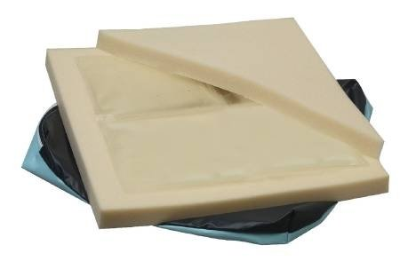 Gel-T Seat Cushion, Gel / Foam - 16 X 18 X 2-1/2 Inch 31jsLQsmqeL