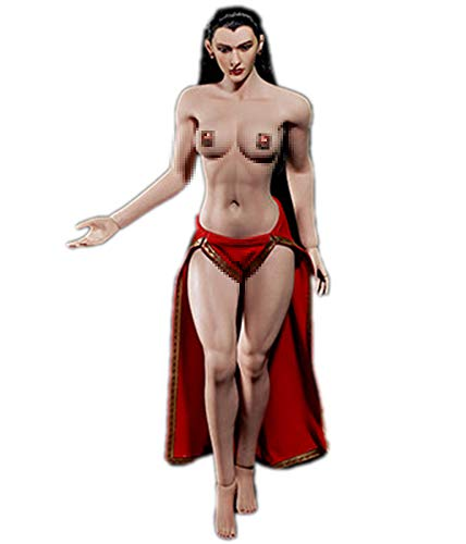 TBLeague HiPlay Phicen 1/6 Scale Female Seamless Actioan Figure Set -Arkhalla Queen of Vampires -12