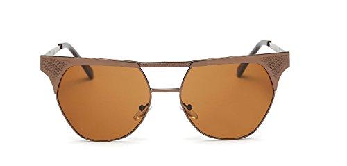 De De Sol Gafas Moda Moda Sol Sol tea De De Sol Completo Wfkjj De Gafas Gafas Coffee De Té Gafas Nuevas Moda De full 50wxadq