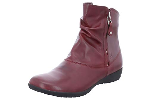 Boots Women's Bordeaux Seibel Ankle 24 Red Naly Josef nXR6Aqw