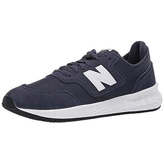 New Balance mens Fresh Foam X-70 V1 Sneaker, Nb Navy/Munsell White, 7 US