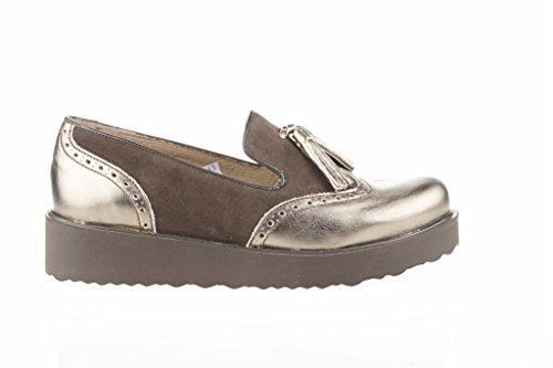 Lince Brown Chaussure Shoes Peau BORLAS prp8AHq5