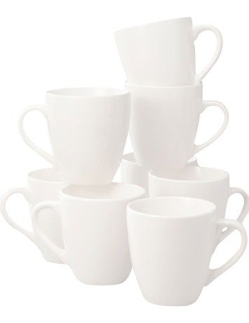 Thomson Pottery Basic White Dinner product image