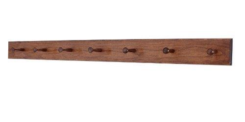 Shaker Peg Rails (Solid Cherry Shaker Peg Racks (Mahogany, 41