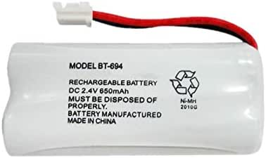 Replacement Battery for Uniden Cordless Phone BT694 BT694S BT694n BT694m BT-694 BT-694S BT-694n BT-694m DECT 6.0 1015 1635 3035 3135