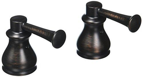 Delta Faucet H269RB Orleans, Two Metal Lever Handle Kit, Venetian Bronze ()