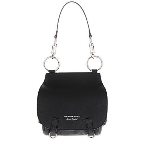 Burberry Women's Bridle in Handbag Black