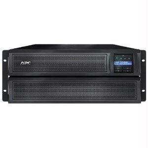 """Apc Smart-Ups X 3000 Rack/Tower Lcd - Ups ( Rack-Mountable / External ) - Ac 120 V - 2700 Watt - 3000 Va - Rs-232, Usb - 10 Output Connector(S) - 4U - Canada, United States """"Product Type: Ups/Power Devices/Ups Systems"""""""