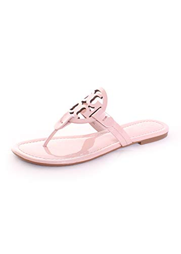 d40a23f8f13 Tory Burch Miller Thong Sandal in Sea Shell Pink