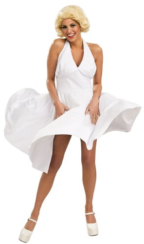 Marilyn Monroe Dress Costumes (Marilyn Monroe Costume - Standard - Dress Size)