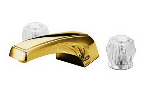 Kingston Brass KB282 Americana Roman Tub Filler, Polished Brass - Roman Tub Filler Polished Brass