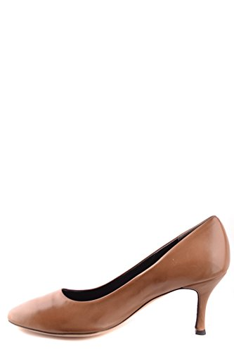 Heels L'Arianna Leather Women's MCBI402003O Brown 7nC0qx16wp