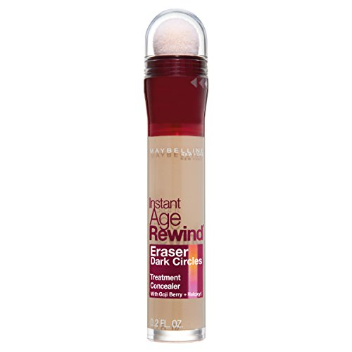Maybelline Instant Age Rewind Eraser Dark Circles Treatment Concealer, Light, 0.2 fl. oz.