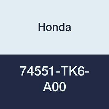 Genuine Honda 74222-TK6-A00 Engine Hood Cover