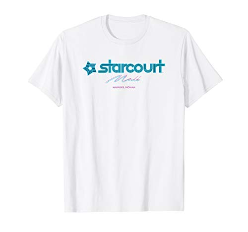 Kryptic Society: Retro Starcourt Mall T-Shirt
