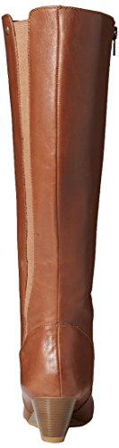 Hush Puppies Womens Pynical Rhea Boot Tan Leer
