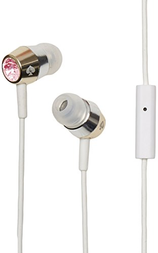 kate-spade-new-york-earbuds-in-ear-headphones-with-gold-silver-trim-vintage-rose