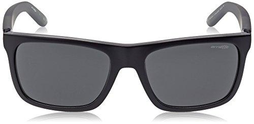 color brillante Dropout sol negro con 58 gris Gafa gris traslúcido Arnette mm lentes color y grande de dUwOFdx0q