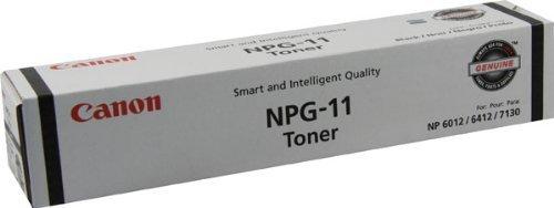 CNM1382A003AA - Copier Toner Cartridge NPG-11 for Canon NP-6012 ()