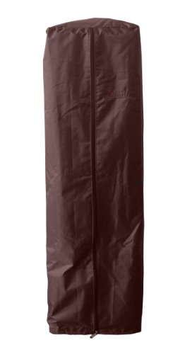 AZ Patio Heater Cover for Table Top Glass Tube, Mocha by Hiland